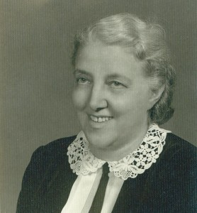 Mary Geegh